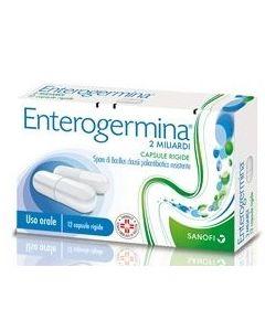 Enterogermina 2 Miliardi 12 Capsule Rigide