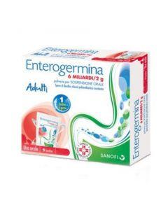 Enterogermina Polvere Orale 9 Bustine 6 Miliardi/2G