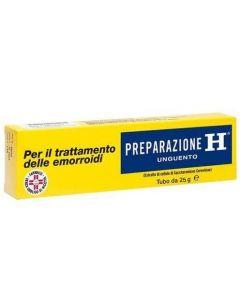 PREPARAZIONE H