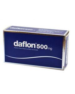 DAFLON 500 MG COMPRESSE RIVESTITE CON FILM