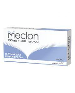 MECLON '100 MG + 500 MG OVULI'
