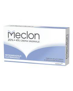 MECLON 'CREMA VAGINALE - SOLUZIONE VAGINALE'