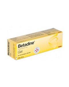 Meda Betadine Gel 30g 10%