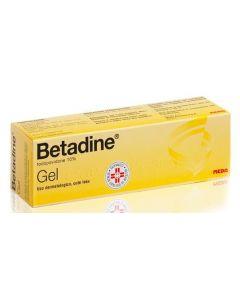 Meda Betadine Gel 100g 10%