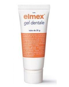 Elmex Gel Dentale 25g