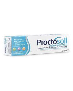 Proctosoll Crema Rettale 30G