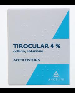Tirocular 4% Collirio, Soluzione