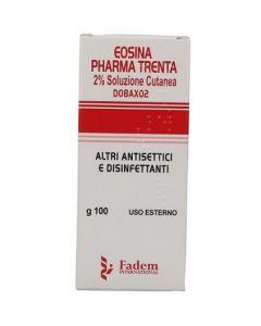 Eosina Pharma Trenta Fadem 2% Soluzione Cutanea 100G