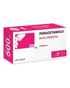 Paracetamolo Nova Argentia 30 Compresse 500Mg