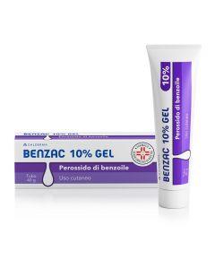 BENZAC GEL 40 G 10%
