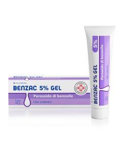 Galderma Benzac Gel 5% tubetto 40g