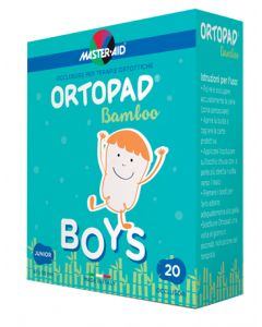 Ortopad Boys Cer M 20pz