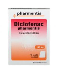 Diclofenac Pharmentis 140 Mg Cerotti Medicati