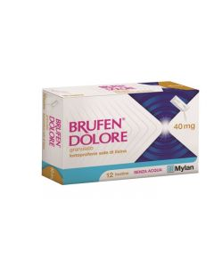 Brufen Dolore*os 12bust 40mg