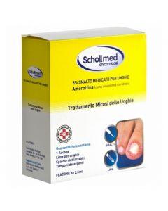Schollmed Onicomicosi Smalto Medicato 2,5Ml 5%