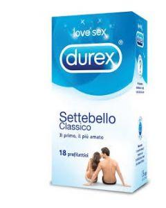 DUREX SETTEBELLO CLASS 18PZ