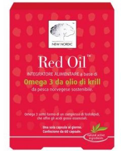 Red Oil 60cps
