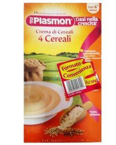Plasmon Cereali 4 Crl 2x230g