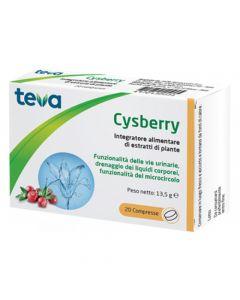 Teva Cysberry Integratore Alimentare