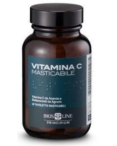 Vitamina C Mast 60cpr Princip