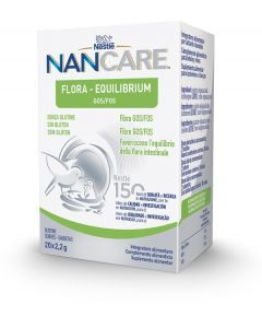 Nancare Flora Eq20bust