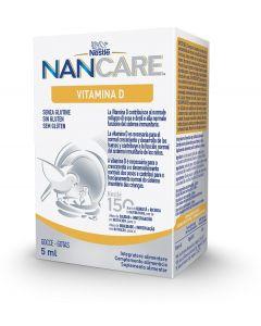 Nancare Vit D Gtt 5ml