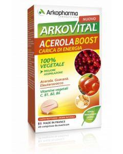 Acerola Boost 24cpr