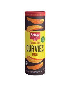Schar Curvies Bbq 170g