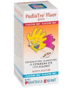 Pediatre Fluor 7 Ml