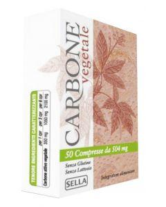 Carbone Vegetale 50cpr