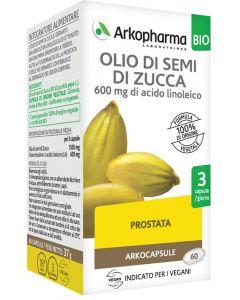 Arkocps Olio Semi Zucca Bio