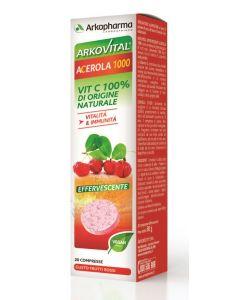 Arkovital Acerola Efferv 20cpr