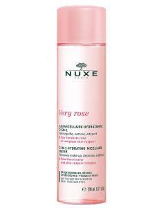 Nuxe Very Rose Eau Mic P Secch