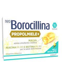 Neoborocillina Propolmiele+ Eu