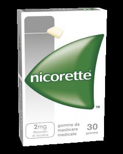 Nicorette Original 30 Gomme da Masticare 2Mg