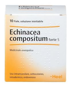 Heel Echinacea Compositum S Forte 10 Fiale