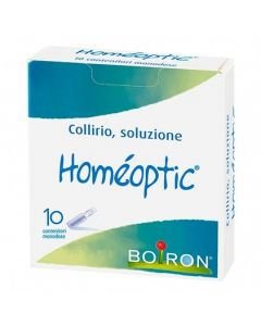 Homeoptic Collirio Monodose 10 Fiale Da 0,4ml