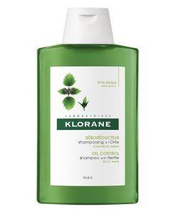 Klorane Shampoo All'ortica Seboreggiante 200ml