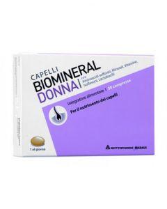 Biomineral Biomineral Donna Integratore Alimentare 30 Compresse
