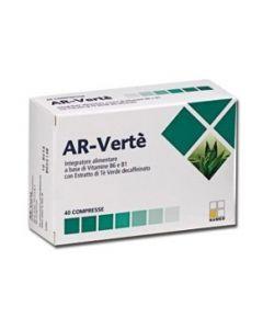 Ar- Verte Bionam Integratore Alimentare 40 Compresse