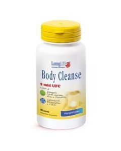 Longlife Body Cleanse Integratore Alimentare 90 Capsule
