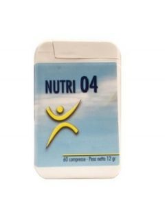 Nutri 04 Integratore 60cpr
