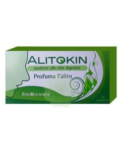 Alitokin 24 Caramelle 60 G