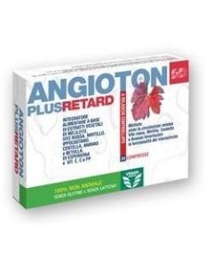 Angioton Plus Retard 30 Compresse