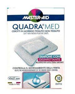 Cerotto Master-aid Quadra Dermoattivo Extra 20 Pezzi