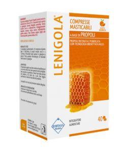Lenigola Masticabili Arancia 40 Compresse