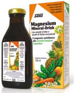 Salus Magnesium Mineral Drink Flacone Da 250ml