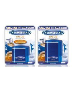 Hermesetas Gold 300 + 100 Compresse