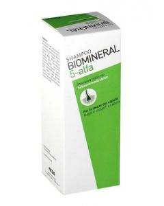 Biomineral Hair Terapy Biomineral  5 - Alfa Shampoo 200ml