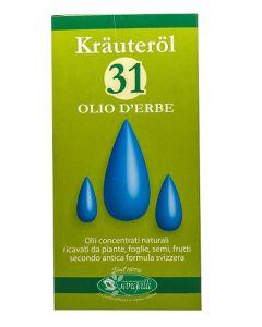 KRAUTEROL 31 olio d'erbe 100 ML